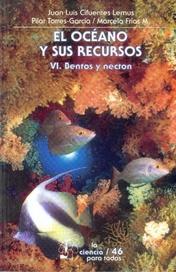 Tapa del libro EL OCEANO Y SUS RECURSOS