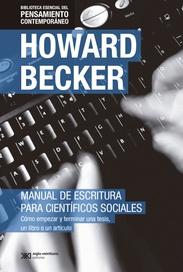 Tapa del libro MANUAL DE ESCRITURA PARA CIENTIFICOS SOCIALES , EDICION ESPECIAL