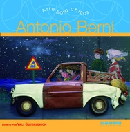 Tapa del libro ARTE PARA CHICOS ANTONIO BERNI