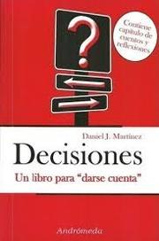 Tapa del libro DECISIONES