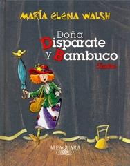 Tapa del libro DOÑA DISPARATE Y BAMBUCO  TEATRO