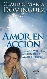 Tapa del libro AMOR EN ACCION