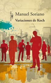 Tapa del libro VARIACIONES DE KOCH