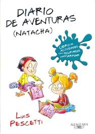 Tapa del libro DIARIO DE AVENTURAS (NATACHA)