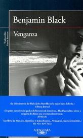 Tapa del libro VENGANZA