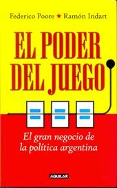 Tapa del libro EL PODER DEL JUEGO