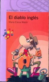 Tapa del libro EL DIABLO INGLÉS