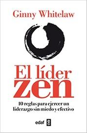 Tapa del libro EL LÍDER ZEN