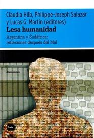 Tapa del libro LESA HUMANIDAD