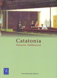 Tapa del libro CATATONIA