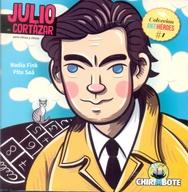 Tapa del libro JULIO CORTAZAR PARA CHICAS Y CHICOS