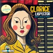 Tapa del libro CLARICE LISPECTOR. PARA CHICAS Y CHICOS