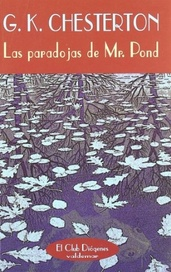 Tapa del libro LAS PARADOJAS DE MR POND