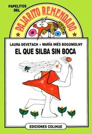 Tapa del libro EL QUE SILBA SIN BOCA