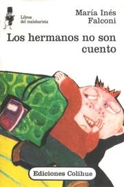 Tapa del libro LOS HERMANOS NO SON CUENTOS
