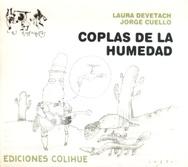 Tapa del libro COPLAS DE LA HUMEDAD