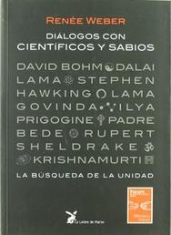 Tapa del libro DIALOGOS CON CIENTIFICOS Y SABIOS