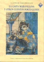Tapa del libro LA GAITA MARAVILLOSA Y OTROS CUENTOS PORTUGUESES