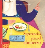 Tapa del libro SUGERENCIAS PARA EL ALMUERZO