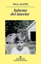 Tapa del libro INFORME DEL INTERIOR