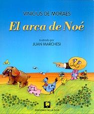 Tapa del libro EL ARCA DE NOE