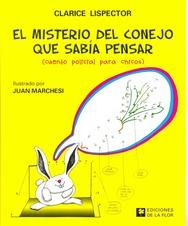 Tapa del libro EL MISTERIO DEL CONEJO QUE SABIA PENSAR