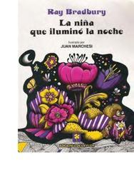 Tapa del libro LA NIÑA QUE ILUMINO LA NOCHE