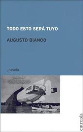 Tapa del libro TODO ESTO SERA TUYO