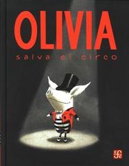 Tapa del libro OLIVIA SALVA EL CIRCO