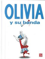 Tapa del libro OLIVIA Y SU BANDA