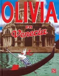 Tapa del libro OLIVIA EN VENECIA