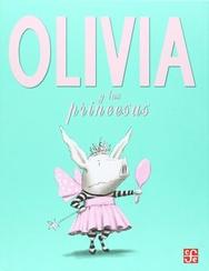 Tapa del libro OLIVIA Y LAS PRINCESAS