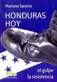 Tapa del libro HONDURAS HOY