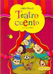Tapa del libro TEATRO CUENTO