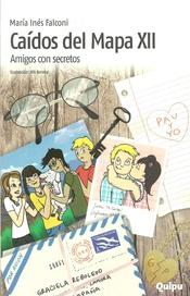 Tapa del libro CAIDOS DEL MAPA XII