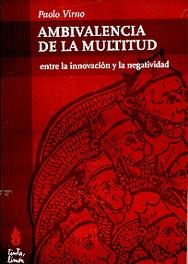 Tapa del libro AMBIVALENCIA DE LA MULTITUD