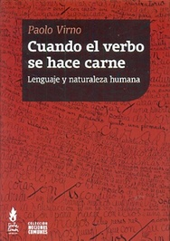 Tapa del libro CUANDO EL VERBO SE HACE CARNE.