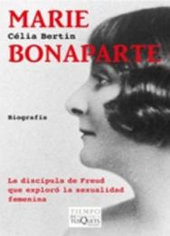 Tapa del libro MARIE BONAPARTE - BIOGRAFIA -