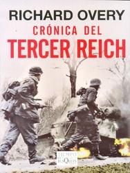 Tapa del libro CRÓNICA DEL TERCER REICH