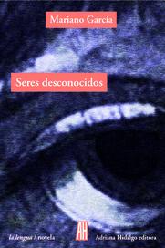 Tapa del libro SERES DESCONOCIDOS