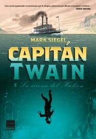 Tapa del libro CAPITÁN TWAIN