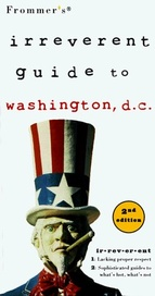 Tapa del libro OP FROMMER IRREVERENT GT WASHINGTON DC 2E