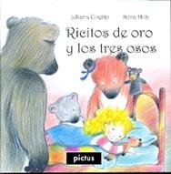 Tapa del libro RICITOS DE ORO Y LOS TRES OSOS