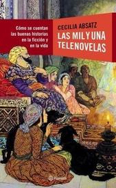Tapa del libro LAS MIL Y UNA TELENOVELAS