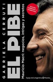 Tapa del libro EL PIBE