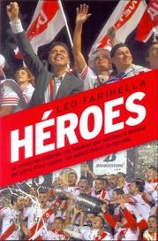 Tapa del libro HEROES