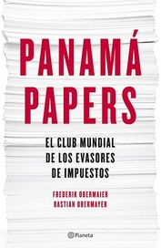 Tapa del libro PANAMA PAPERS