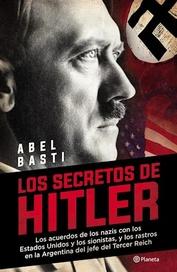 Tapa del libro LOS SECRETOS DE HITLER