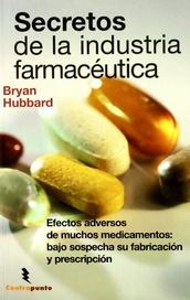 Tapa del libro SECRETOS DE LA INDUSTRIA FARMACEUTICA