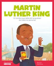 Tapa del libro MARTIN LUTHER KING